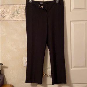 Covington Vanessa Pinstripe Dress Pants 14 Petite